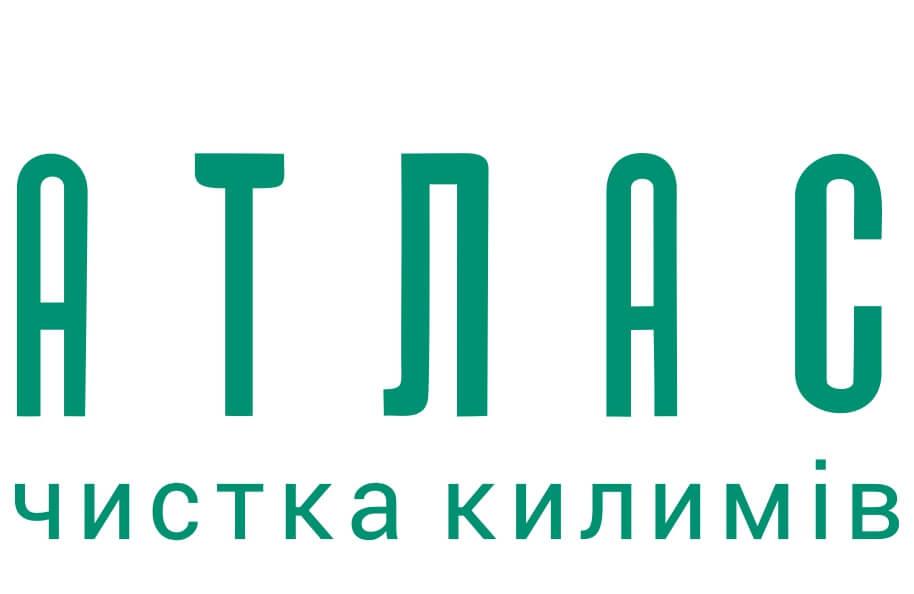 логотип Атлас чистка